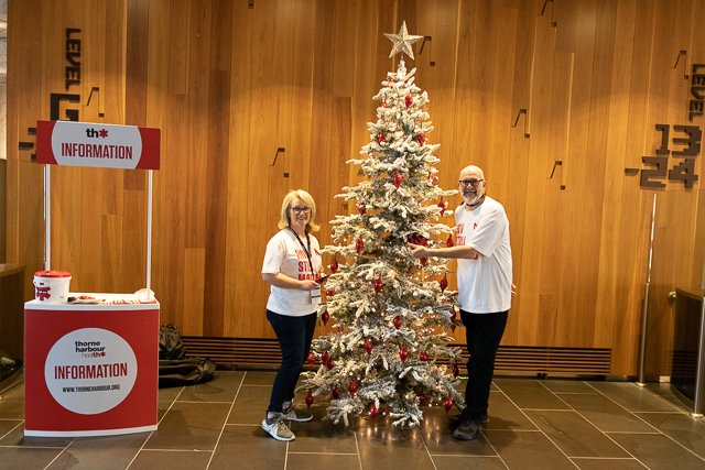 World AIDS Day Christmas