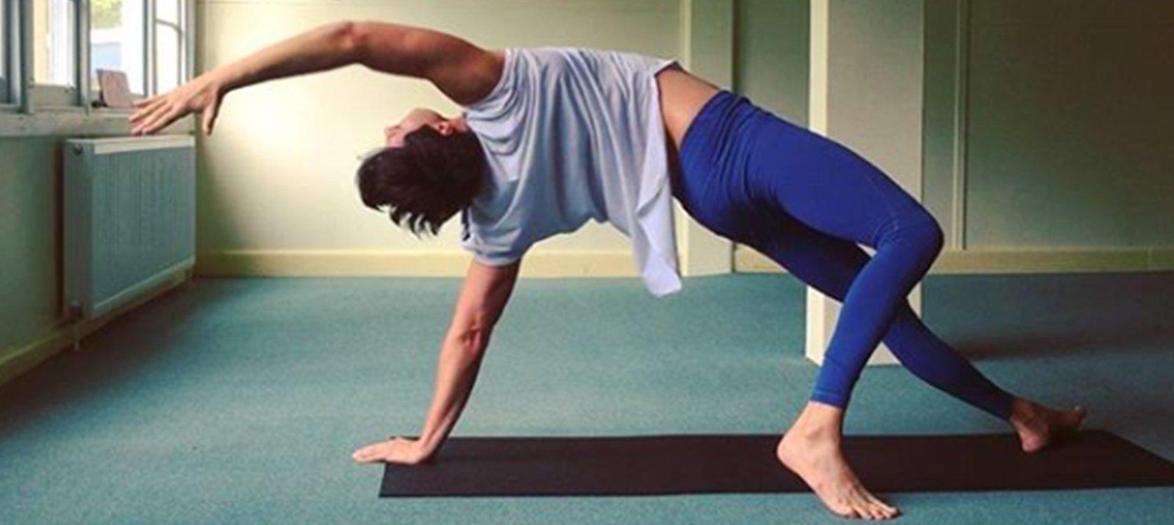 Mellow Dharma Yoga