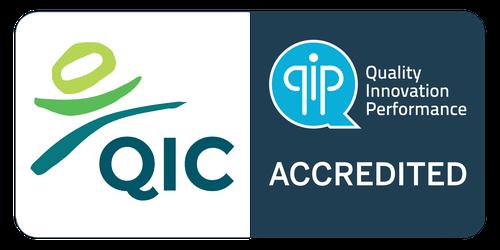 QIP - QIC Accredited Symbol