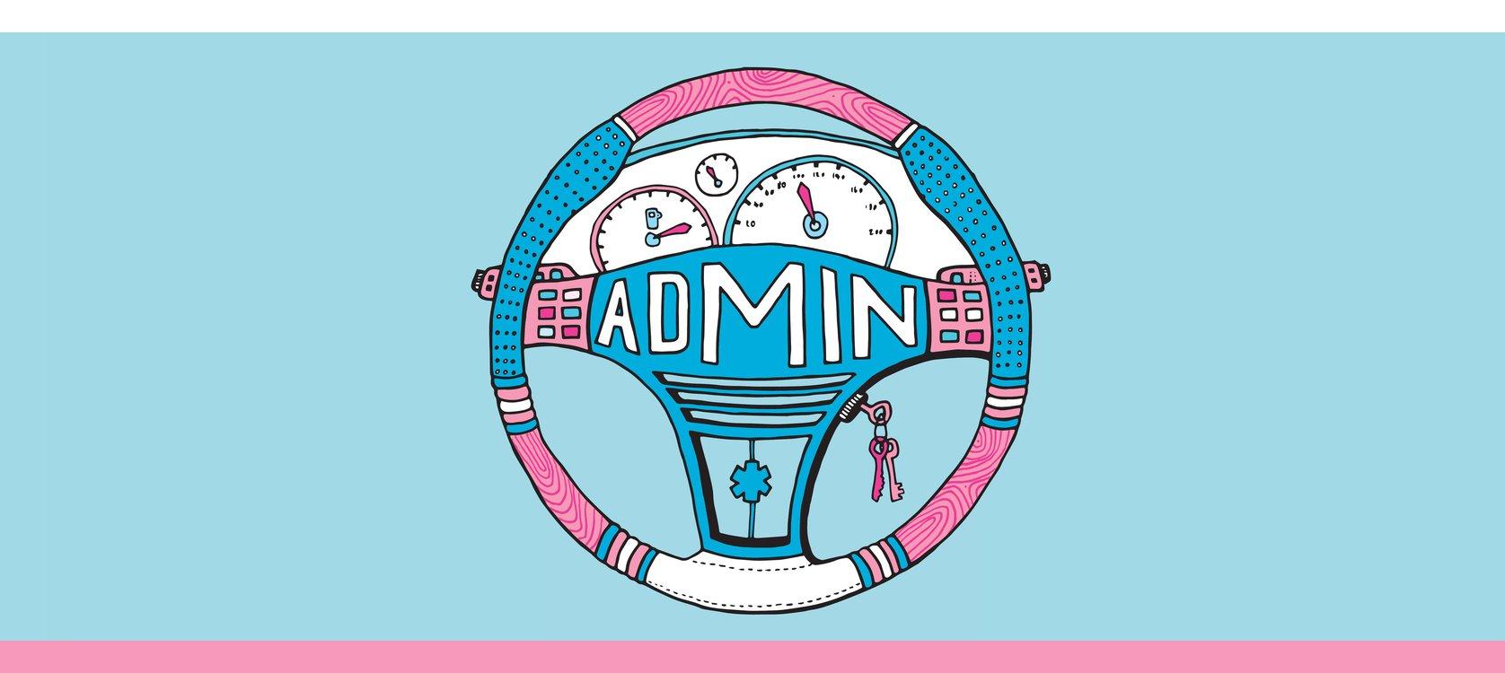 Admin Group Banner Image
