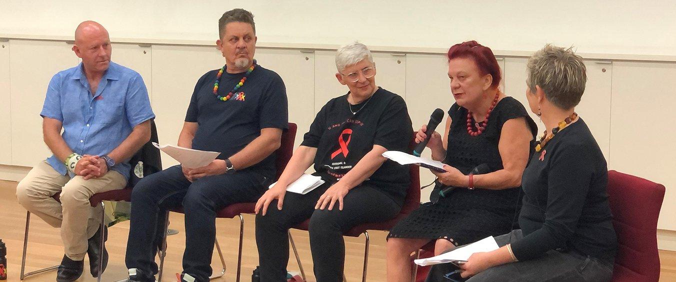 World AIDS Day Forum