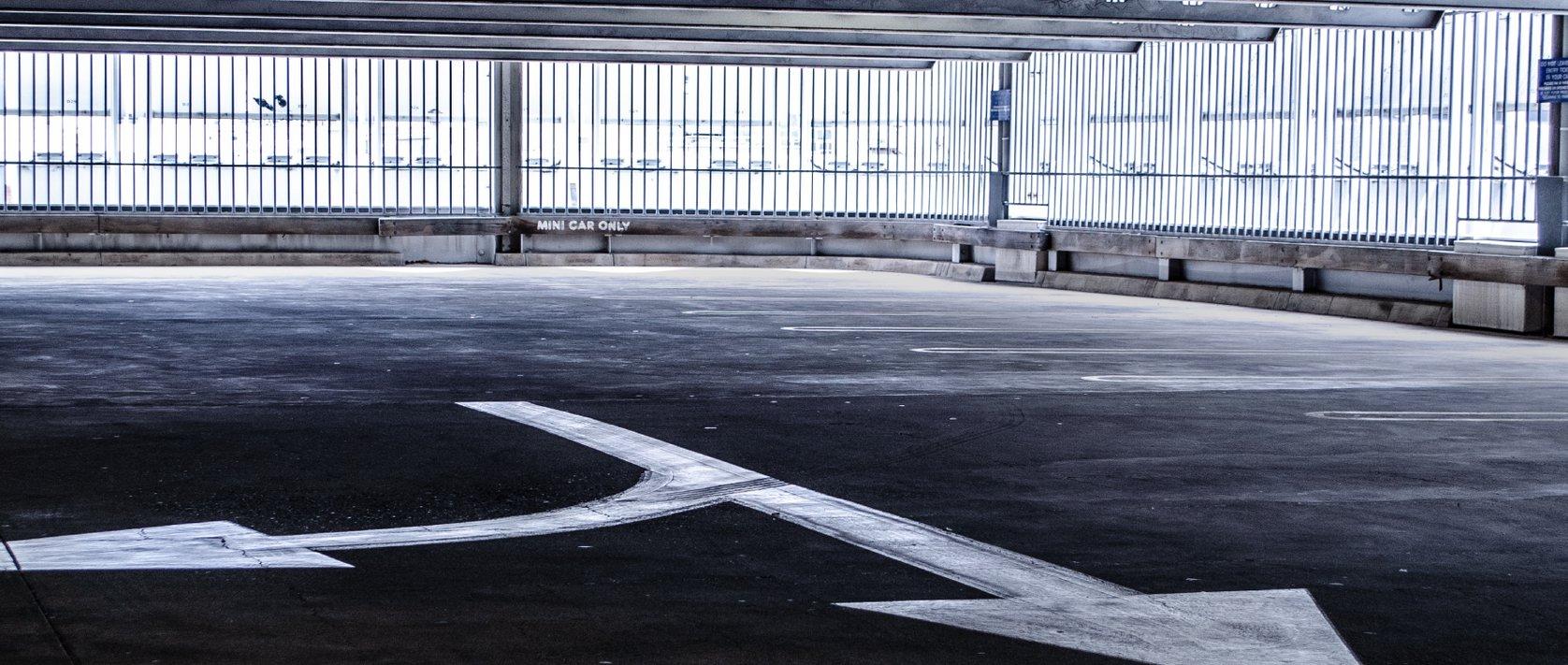Wherever Sex Happens Parking Lot
