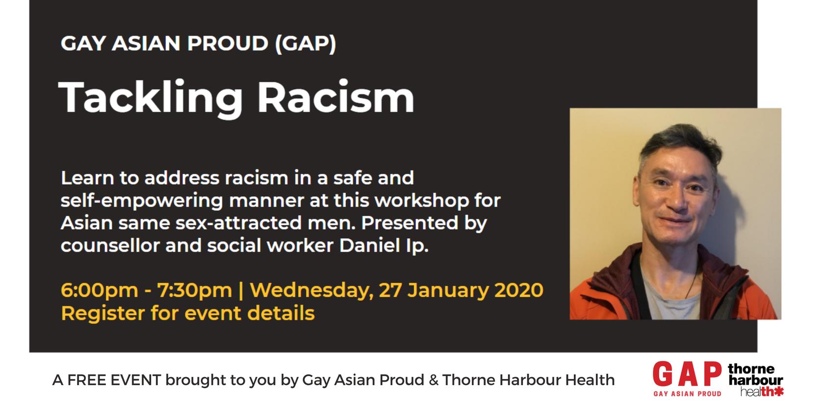 GAP Tackling Racism